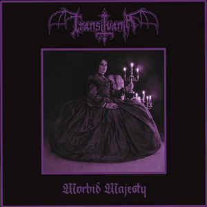 Transilvania  ‎– Morbid Majesty LP (new)