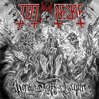 TeitanFyre – Morbid Death's Sceptre (LP, Uusi)
