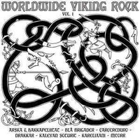 V/A ‎– Worldwide Viking Rock Vol.1 (LP, Uusi)