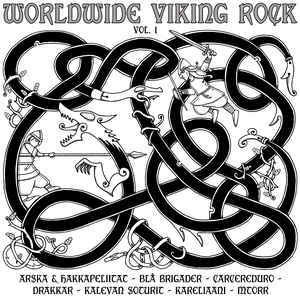 Various ‎– Worldwide Viking Rock Vol.1 LP (new)