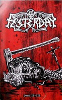Festerday ‎– Demo II-III - C-Cassette (new)