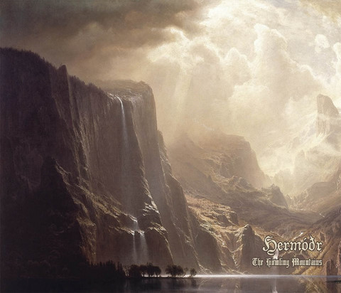 Hermóðr ‎– The Howling Mountains LP (uusi)