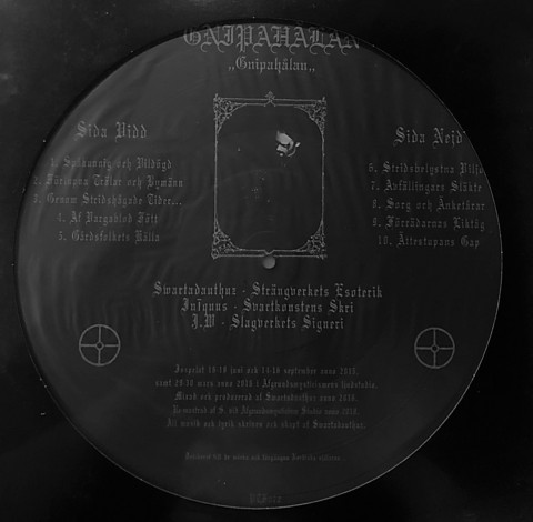 Gnipahålan – Gnipahålan (LP, New)