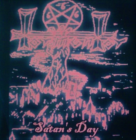 Tormentor ‎– Satan's Day LP 7'' (used)