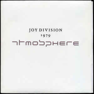 Joy Division ‎– Atmosphere LP 7'' (used)
