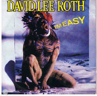 David Lee Roth – I'm Easy LP 7'' (käytetty)