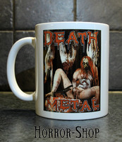 Death Metal Cannibal -mug