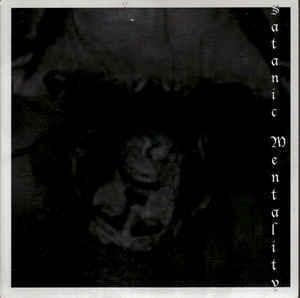 Kathaarian / Norns – Satanic Mentality LP 7'' (used)