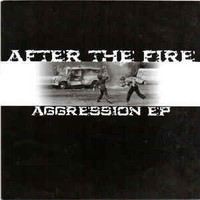 After The Fire ‎– Aggression EP LP 7'' (used)