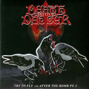 Death With A Dagger ‎– Try To Fly LP 7'' (used)