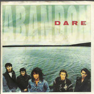 Dare ‎– Abandon (7'', Used)