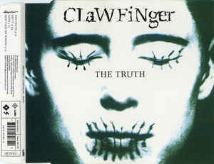 Clawfinger ‎– The Truth LP 7'' (used)
