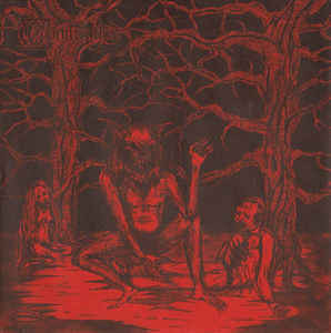 Conjuration / Full Moon Lycanthropy ‎– Vorvolaka / Wolfman LP 7'' (used)