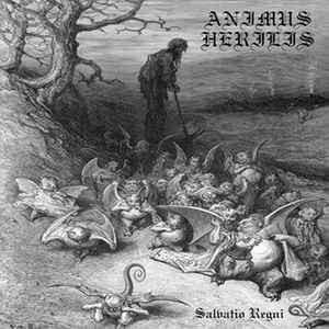 Animus Herilis – Salvatio Regni LP 7'' (used)