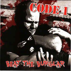 Code 1  – Beat The Burglar LP 7'' (used)