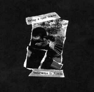 Krieg & Open Grave ‎– Resistance Is Futile LP 7'' (used)