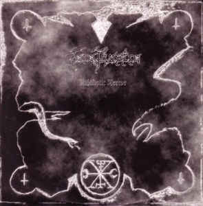 Zarathustra – Nihilistic Terror LP 7'' (used)