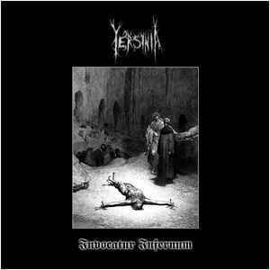 Yersinia / Barastir ‎– Invocatur Infernum / Devoured By Chaos In Eternal Torment LP 7'' (used)