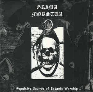 Grima Morstua ‎– Repulsive Sounds Of Satanic Worship LP 7'' (new)