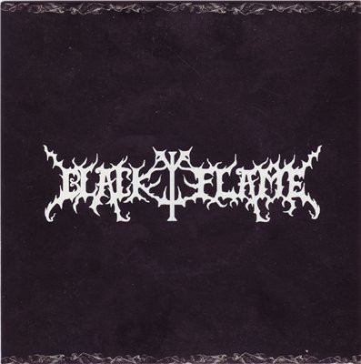 Black Flame - From Ashes I'll Reborn LP 7'' (käytetty)