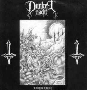 Dunkel Nacht / Arimonium Rex ‎– Bloodthirst / Lord Of Bloodstained Forest LP 7'' (used)