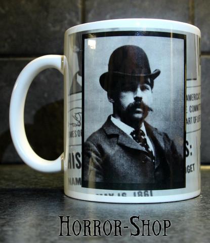 H.H.Holmes -mug