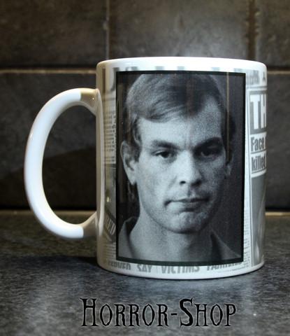 Jefrey Dahmer -mug
