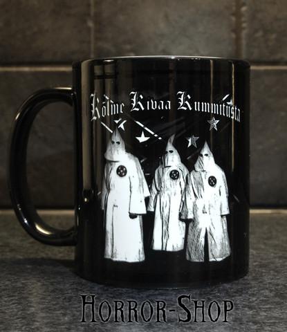 Three Nice Ghosts -mug