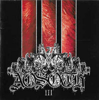 Aosoth ‎– III (CD, New)
