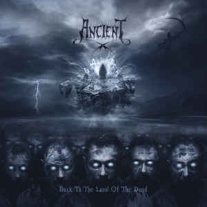 Ancient  ‎– Back To The Land Of The Dead CD (käytetty)