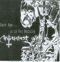 Antichrist  ‎– Dark Age... In The Very Beginning (CD, Used)