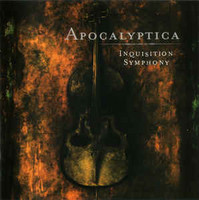 Apocalyptica ‎– Inquisition Symphony (CD, Used)
