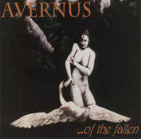 Avernus ‎– ...Of The Fallen (CD, Used)