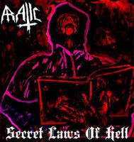 Aratic ‎– Secret Laws Of Hell (CD, New)