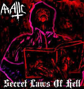 Aratic – Secret Laws Of Hell (CD, New)