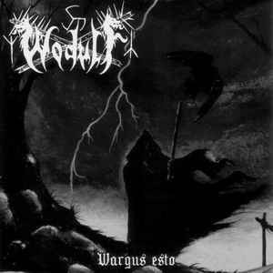 Wodulf ‎– Wargus Esto CD (new)