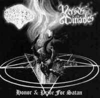 Behalf Fiend / Versos Miríades ‎– Honor & Pride For Satan (CD, New)