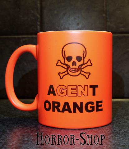 Agent orange -Mug