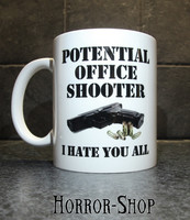 Office Shooter -mug