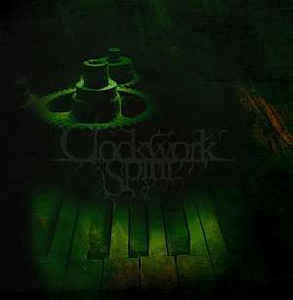 Clockwork Spirit - Clockwork Spirit (CD, Käytetty)