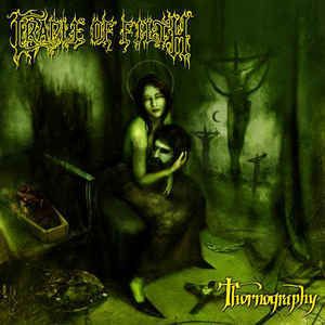 Cradle Of Filth ‎– Thornography (CD, Used)