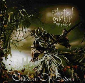 Children Of Bodom – Relentless Reckless Forever (CD, Used)