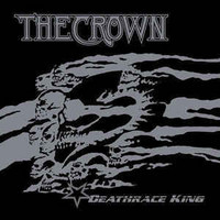 The Crown ‎– Deathrace King (CD, Used)