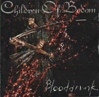 Children Of Bodom ‎– Blooddrunk (CD + DVD, Used)