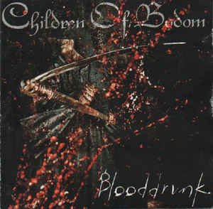 Children Of Bodom ‎– Blooddrunk 2CD (used)