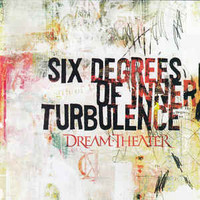 Dream Theater ‎– Six Degrees Of Inner Turbulence (CD, Used)