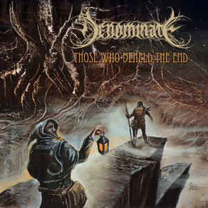Denominate ‎– Those Who Beheld The End CD (new)