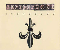 Depeche Mode ‎– It's No Good (CD, Used)