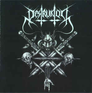 Destruktor ‎– Nuclear Storm CD (used)