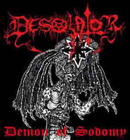 Desolator ‎– Demon Of Sodomy (CD, Used)